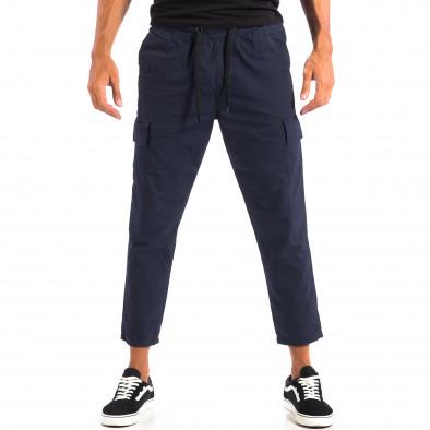 Pantaloni Cropped Cargo pentru bărbați RESERVED  lp060818-118 2