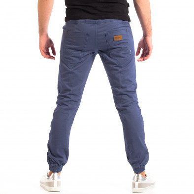 Pantaloni bărbați CROPP albaștri lp060818-136 3