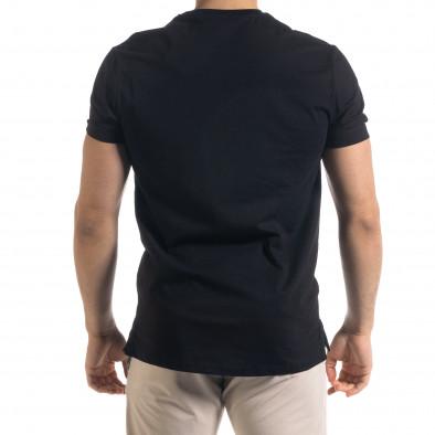Tricou bărbați Vae Victis negru tr110320-77 3