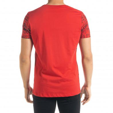 Tricou bărbați Lagos roșu tr080520-34 3