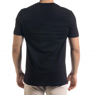Tricou bărbați Vae Victis negru tr110320-76 3