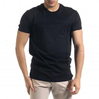Tricou bărbați Vae Victis negru tr110320-77 2