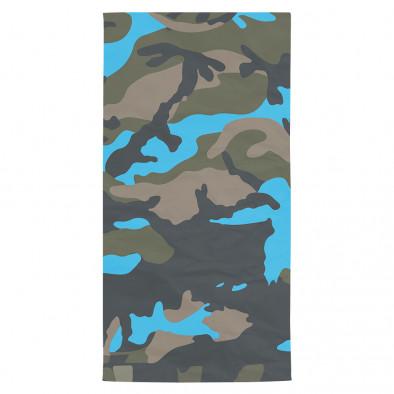Prosop de plajă bărbați camuflaj tsf120416-13 2