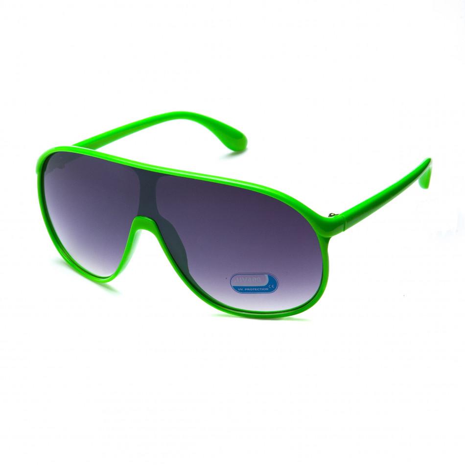 Ochelari de soare bărbați Bright verde it151015-12