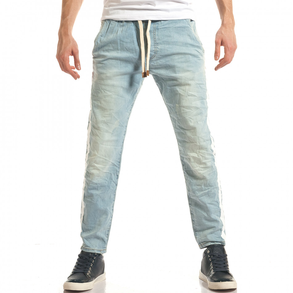 Blugi bărbați Always Jeans albaștri it140317-34
