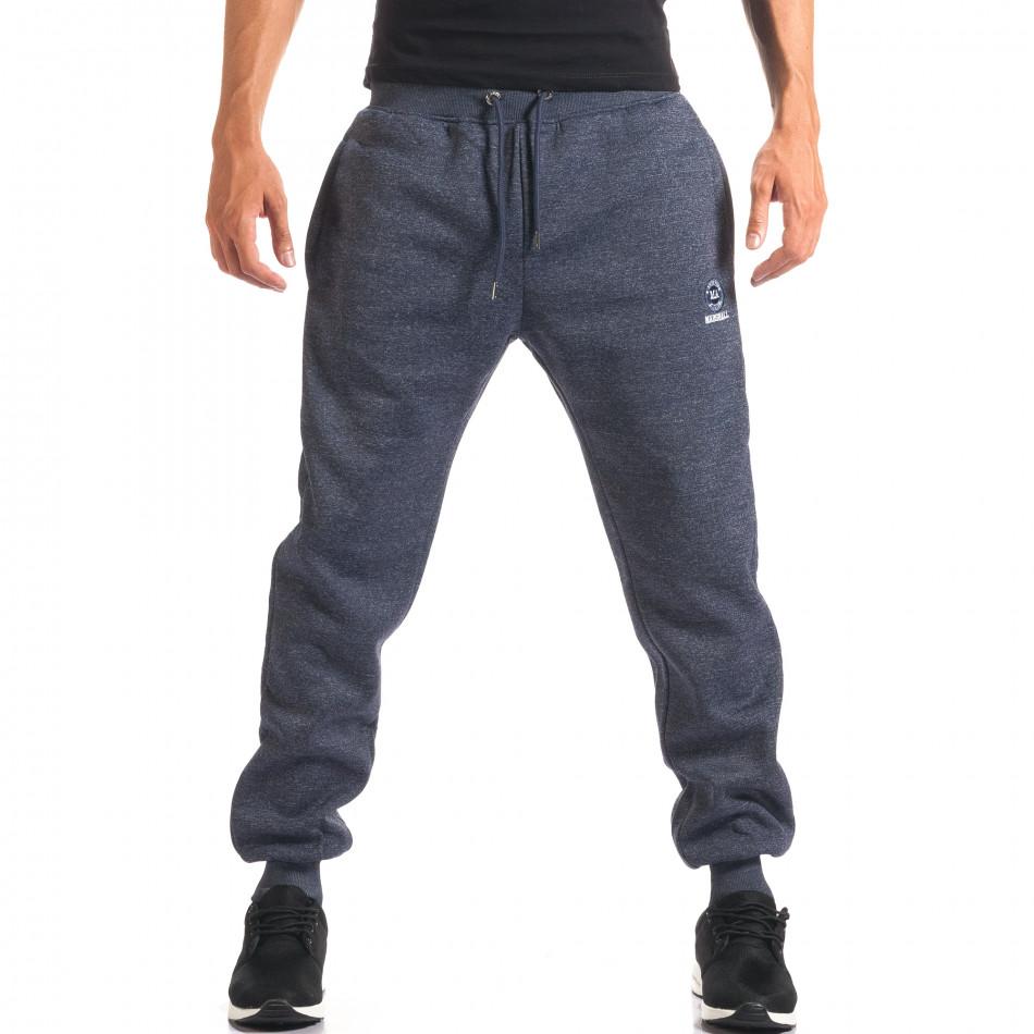 Pantaloni bărbați Marshall albastru it160816-16
