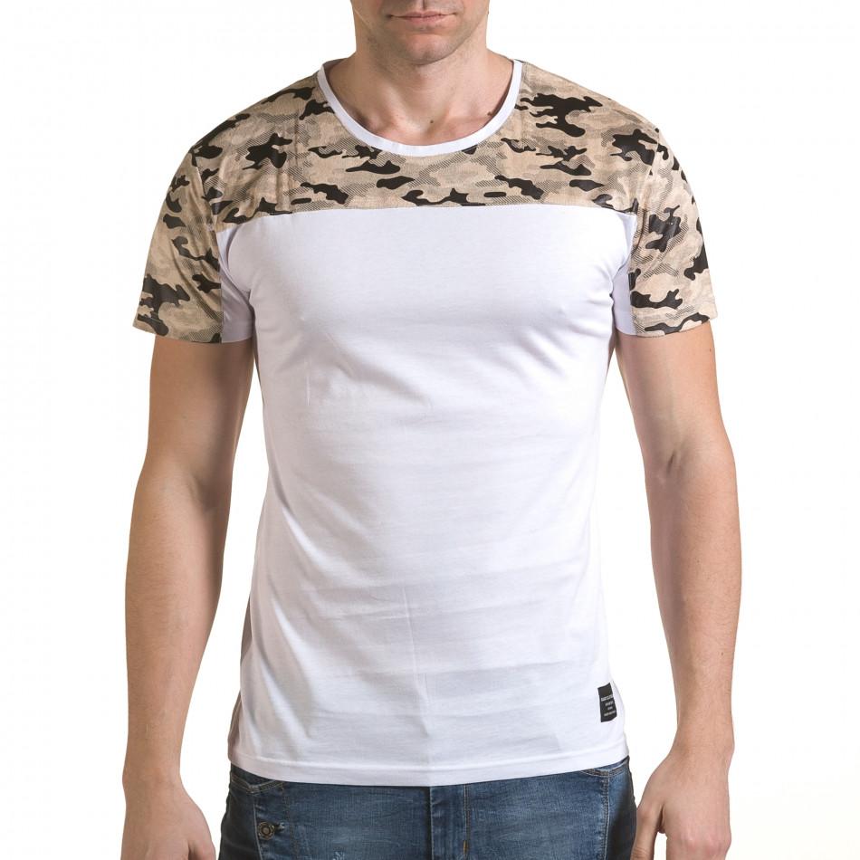 Tricou bărbați SAW camuflaj il170216-45