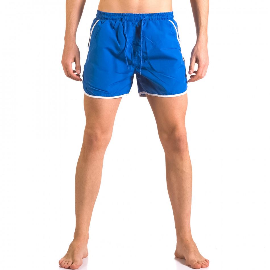 Costume de baie bărbați Parablu albastru ca050416-10