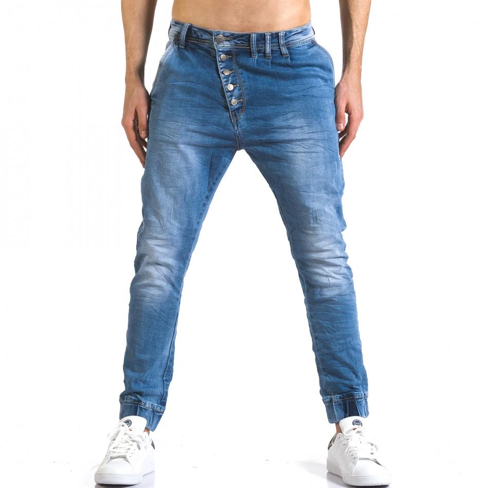 Blugi bărbați Always Jeans albaștri it110316-26