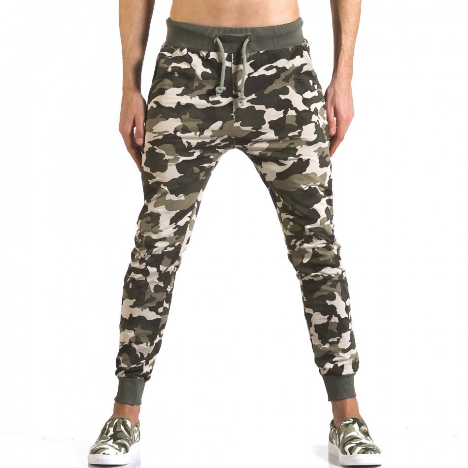 Pantaloni bărbați Black Fox camuflaj it110316-12
