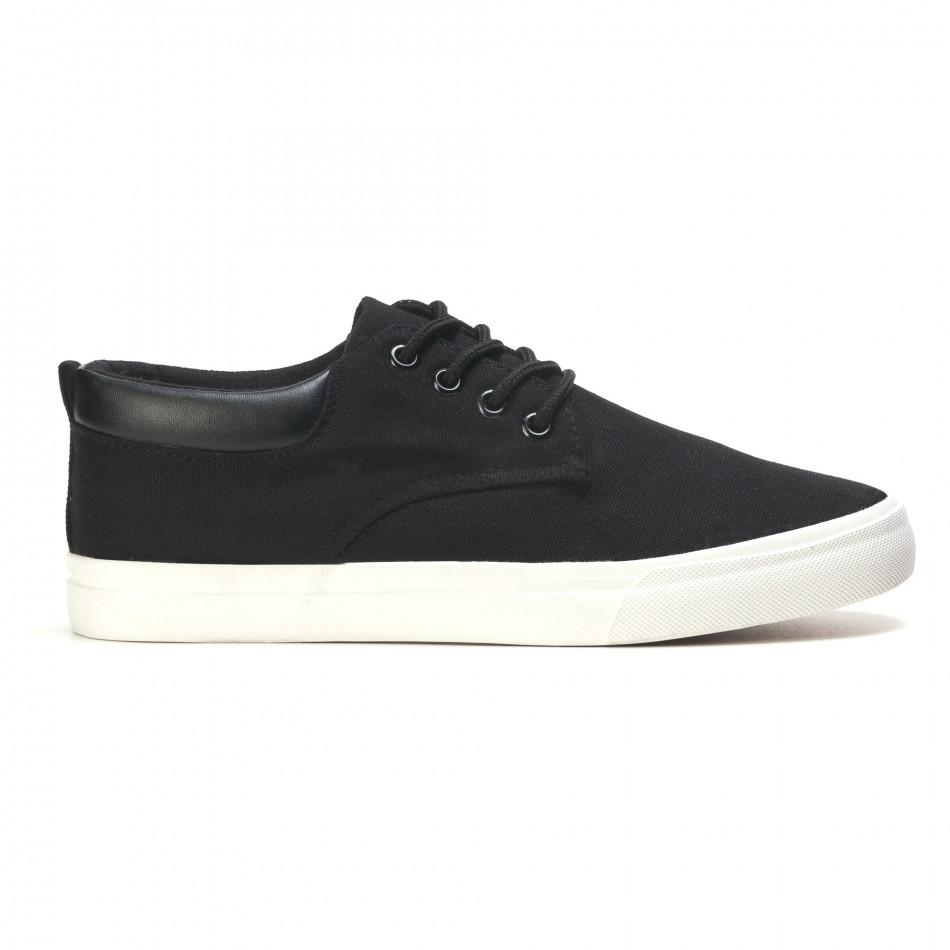 Pantofi sport bărbați Garago negri it170315-14