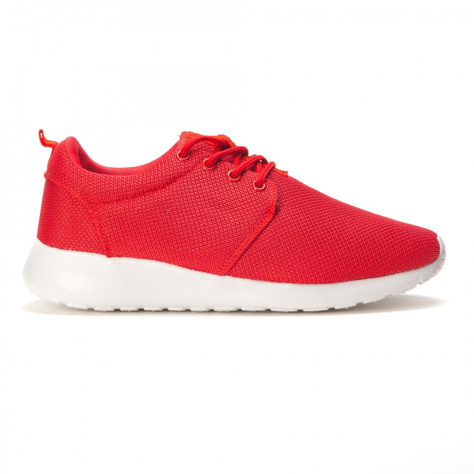 Adidași bărbați Naban roșie it090616-24