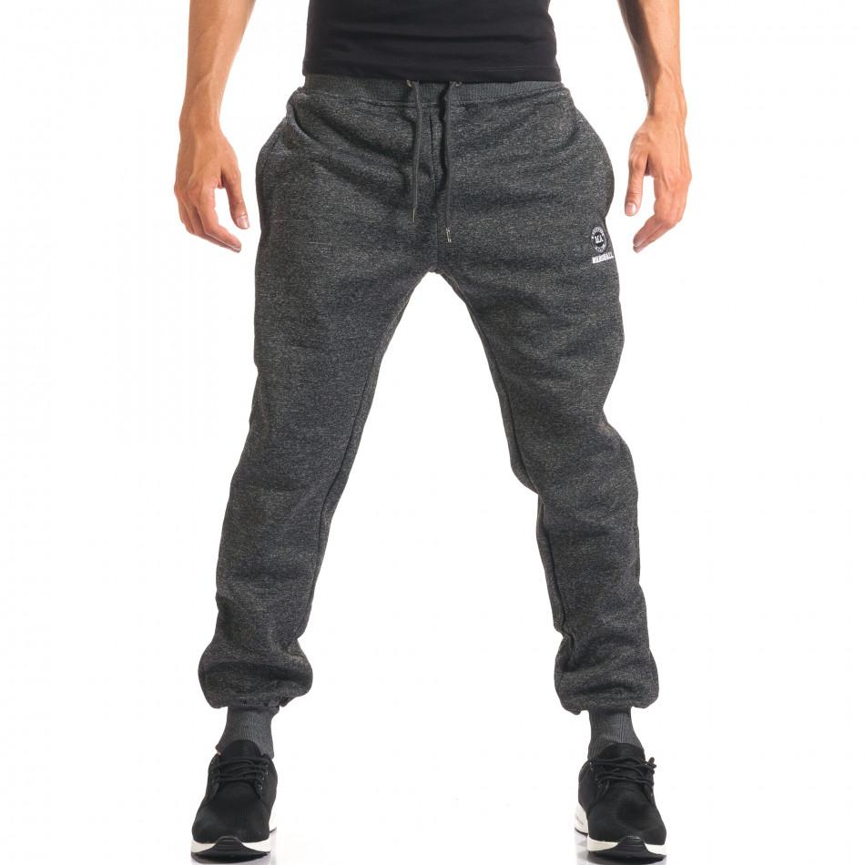 Pantaloni bărbați Marshall gri it160816-15