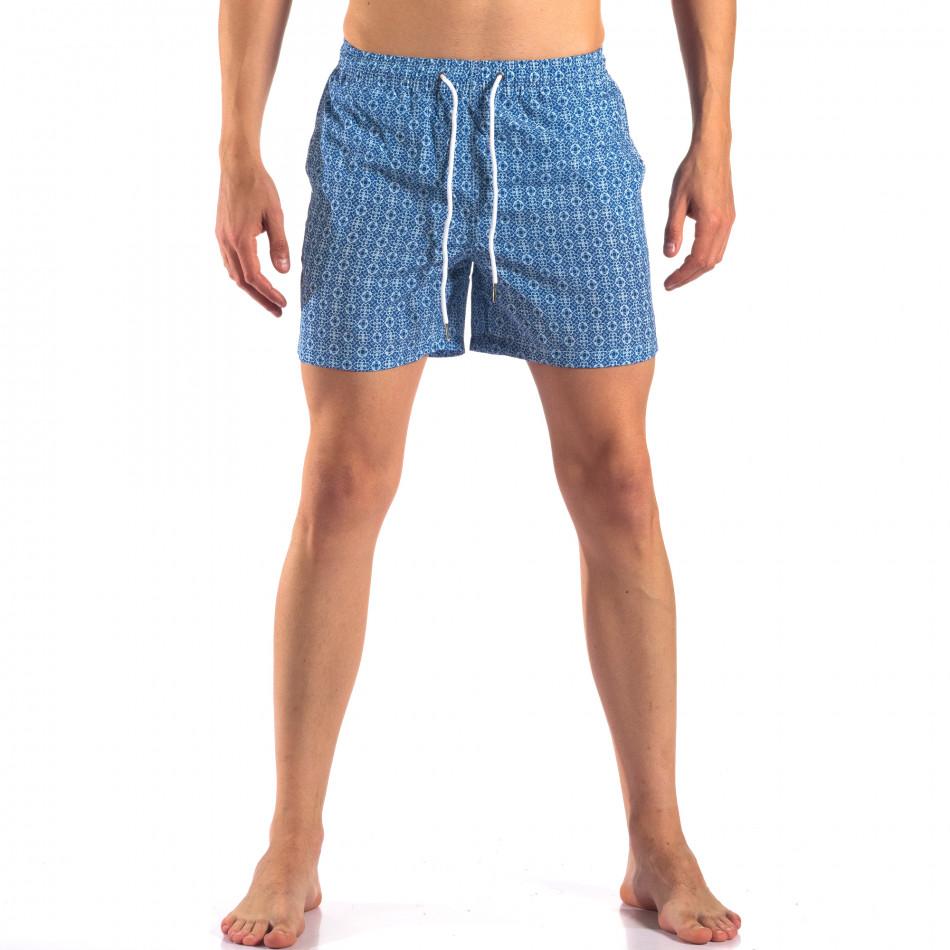 Costume de baie bărbați Bread & Buttons albastru it150616-18