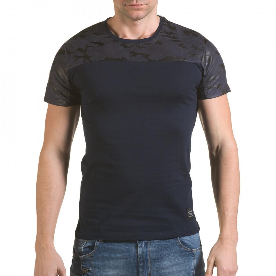 Tricou bărbați SAW camuflaj il170216-47