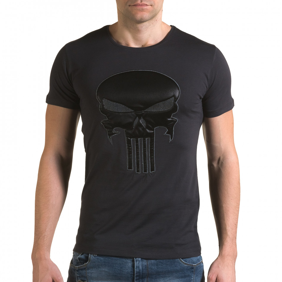 Tricou bărbați Lagos gri il120216-26