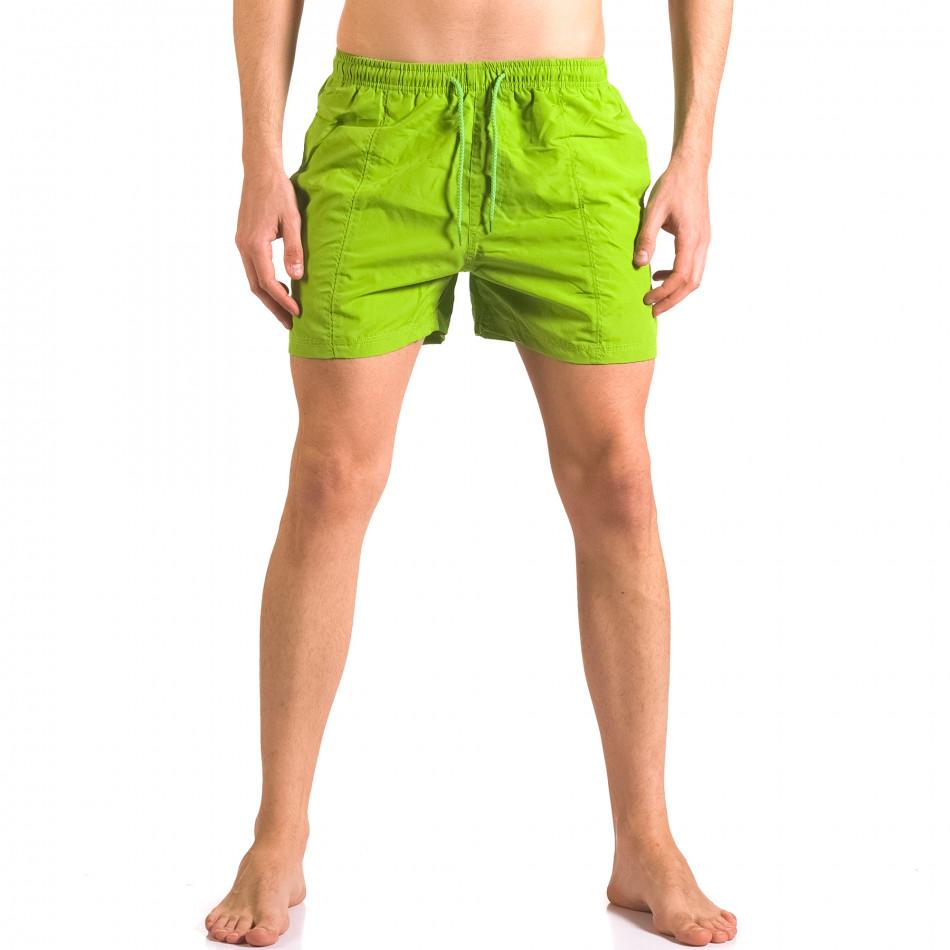 Costume de baie bărbați Parablu verde ca050416-15