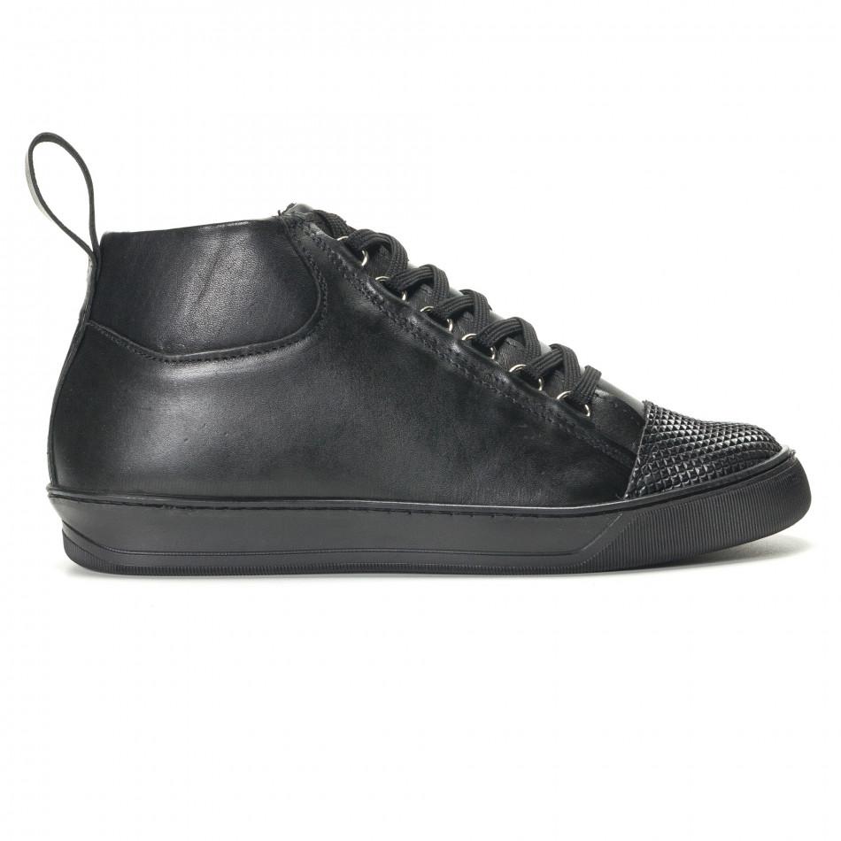 Teniși bărbați Shoes in Progress negri it140916-24