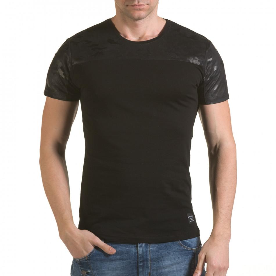 Tricou bărbați SAW camuflaj il170216-48