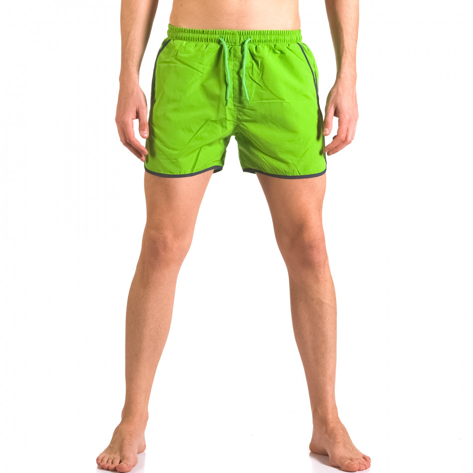 Costume de baie bărbați Parablu verde ca050416-14