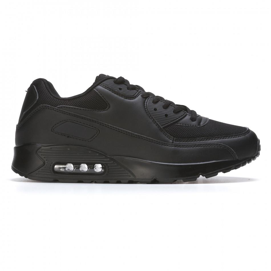 Adidași bărbați Fast Lee neagră It050216-7