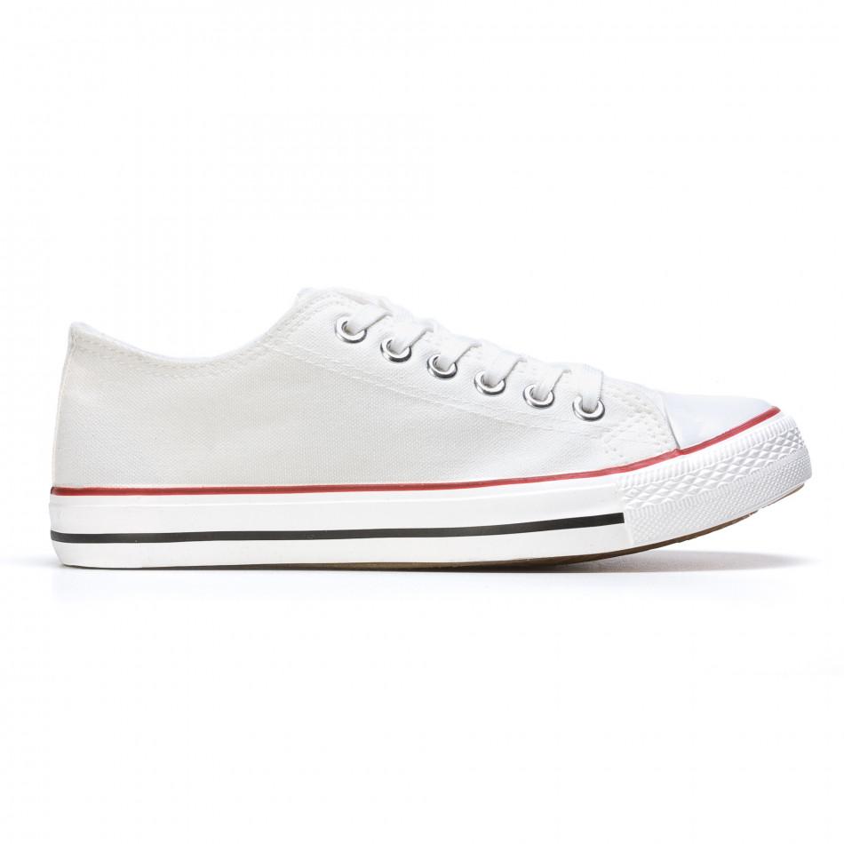 Pantofi sport bărbați Dilen albi it170315-13