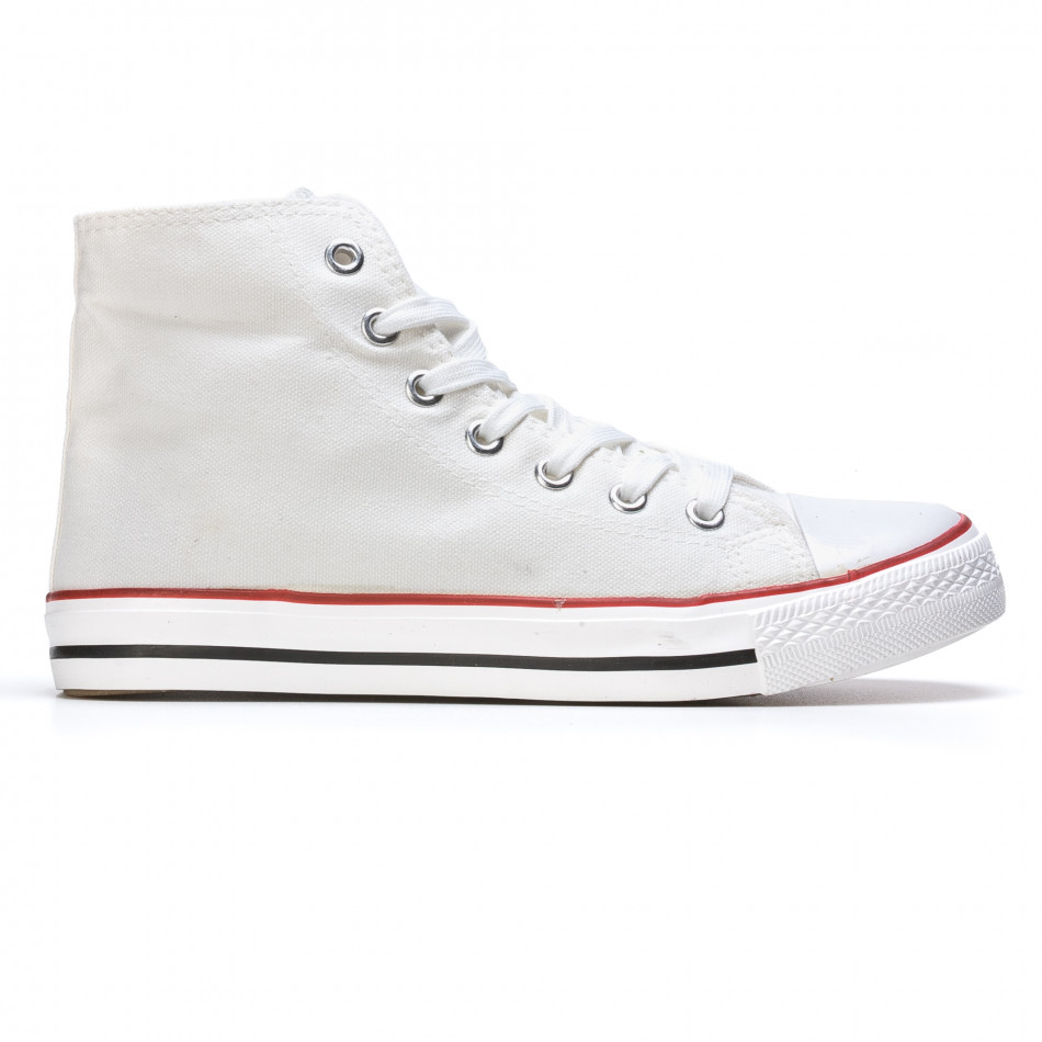 Pantofi sport bărbați Dilen albi it170315-9