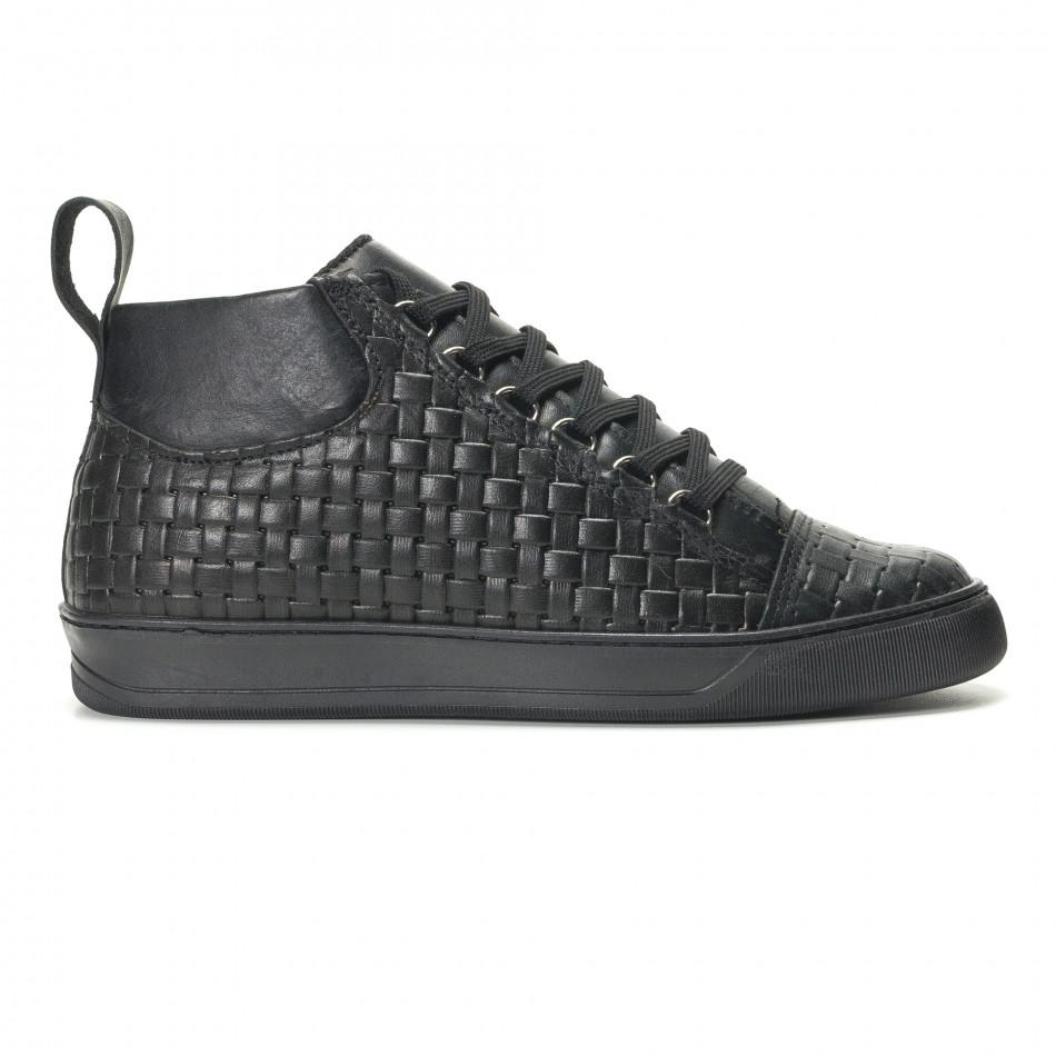 Teniși bărbați Shoes in Progress negri it140916-25