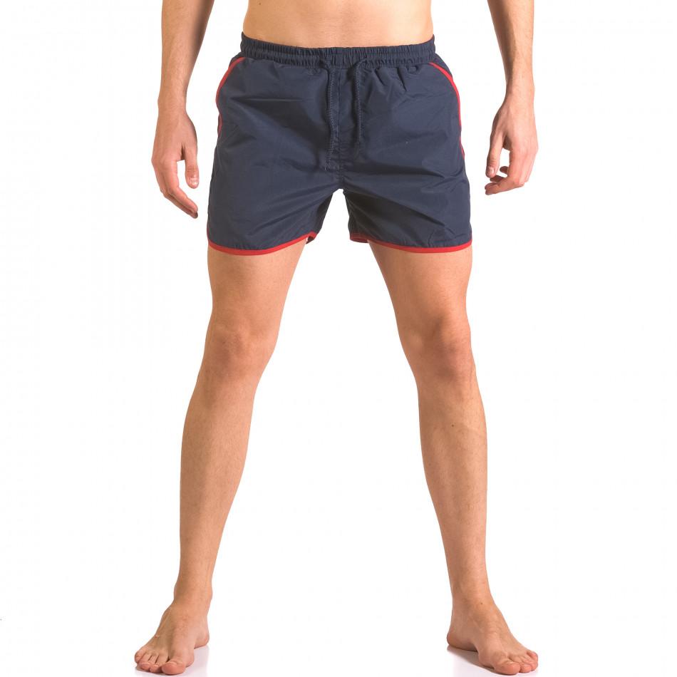 Costume de baie bărbați Parablu albastru ca050416-13