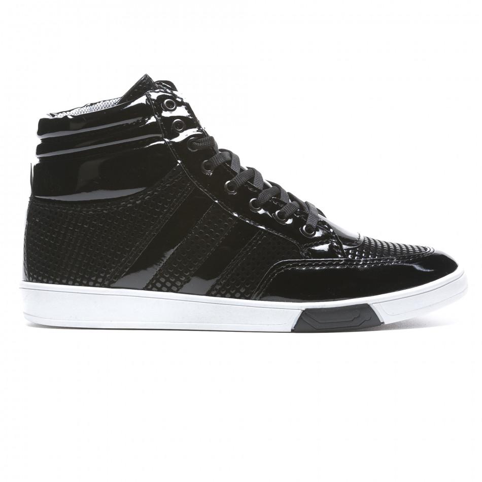 Pantofi sport bărbați Coner negri il160216-3