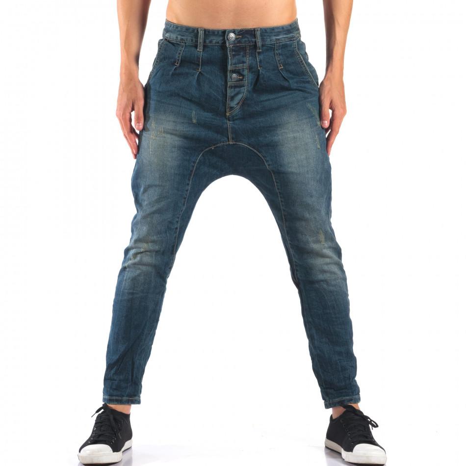 Blugi bărbați Always Jeans albaștri it160616-33