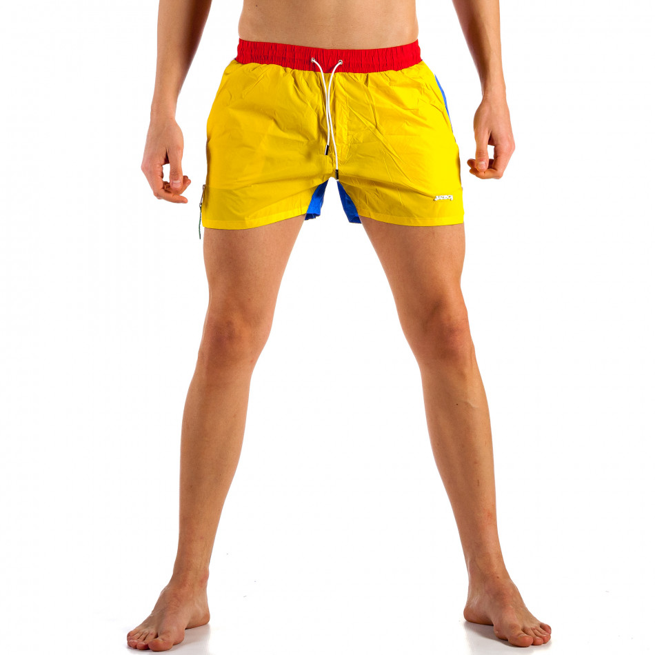 Costume de baie bărbați Justboy curcubeu it230415-22
