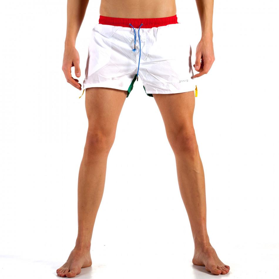 Costume de baie bărbați Justboy curcubeu it230415-20