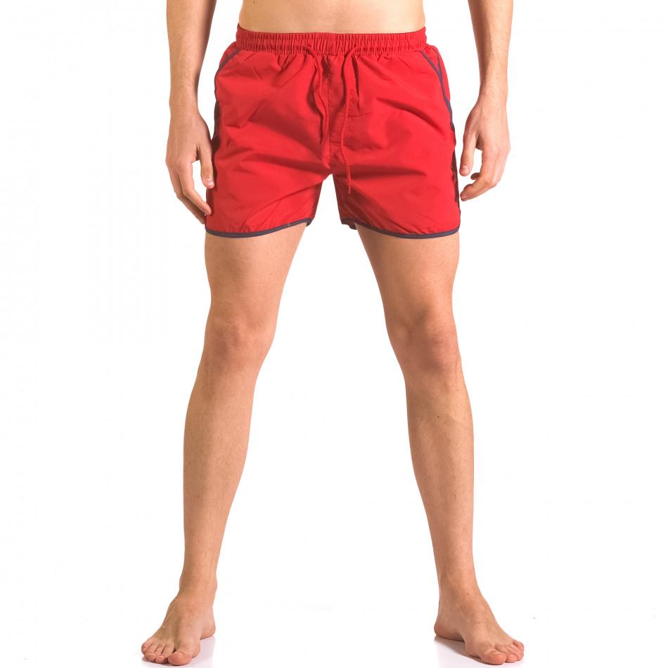Costume de baie bărbați Parablu roșu ca050416-11