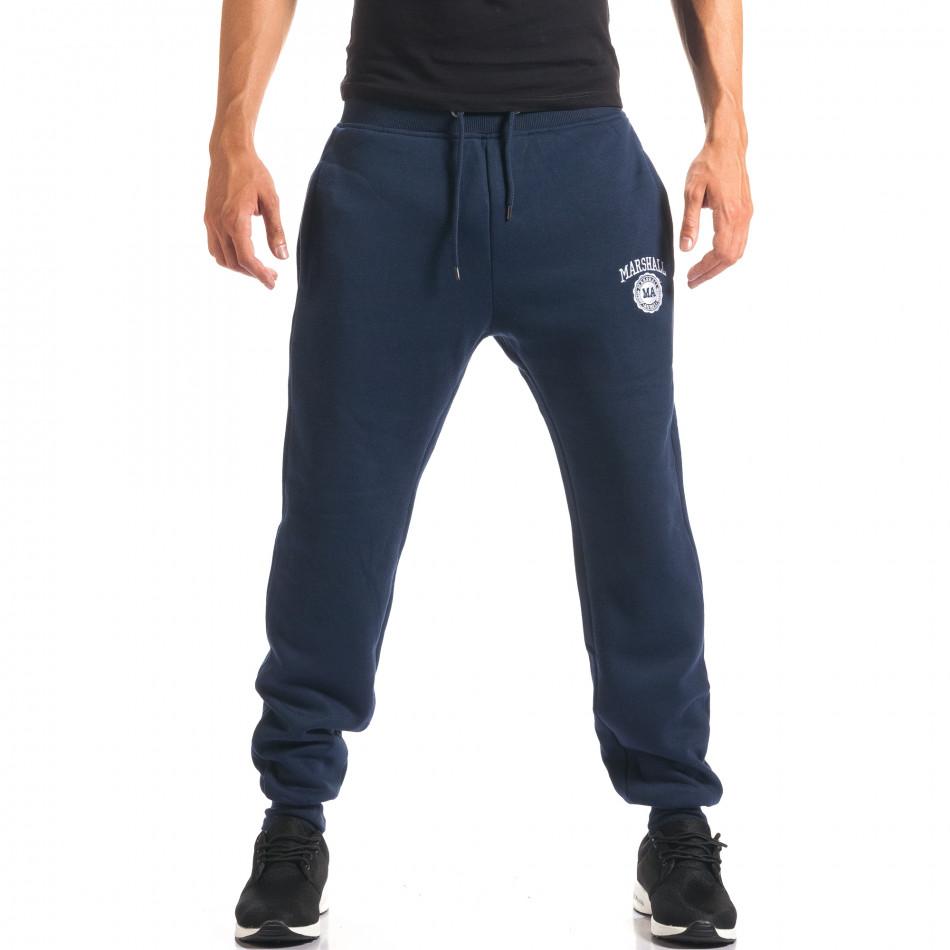 Pantaloni bărbați Marshall albastru it160816-6