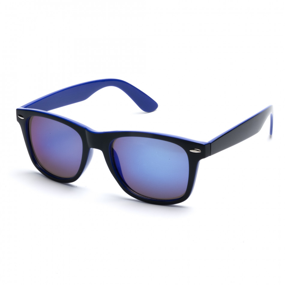 Ochelari de soare bărbați Bright albastră it260416-1