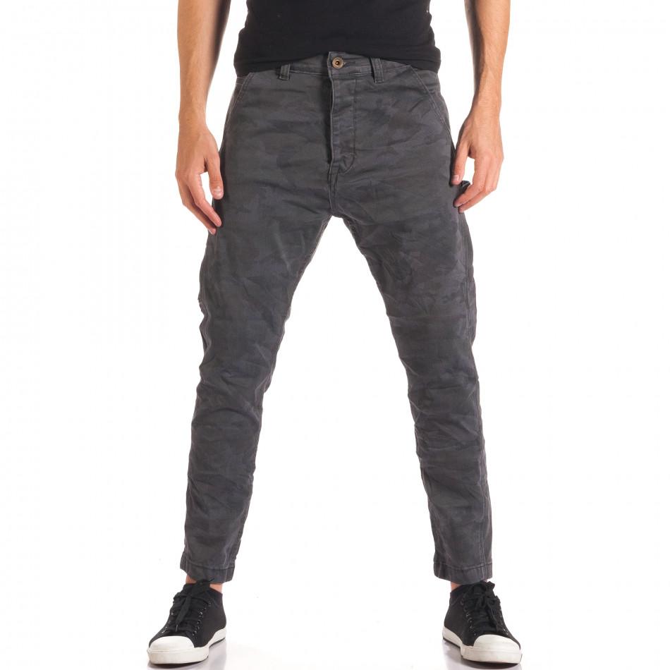 Pantaloni bărbați Y-Two camuflaj it150816-15
