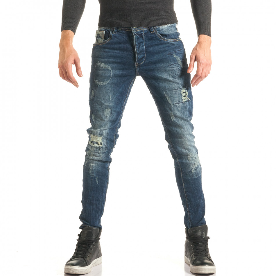 Blugi bărbați Always Jeans albaștri it181116-63