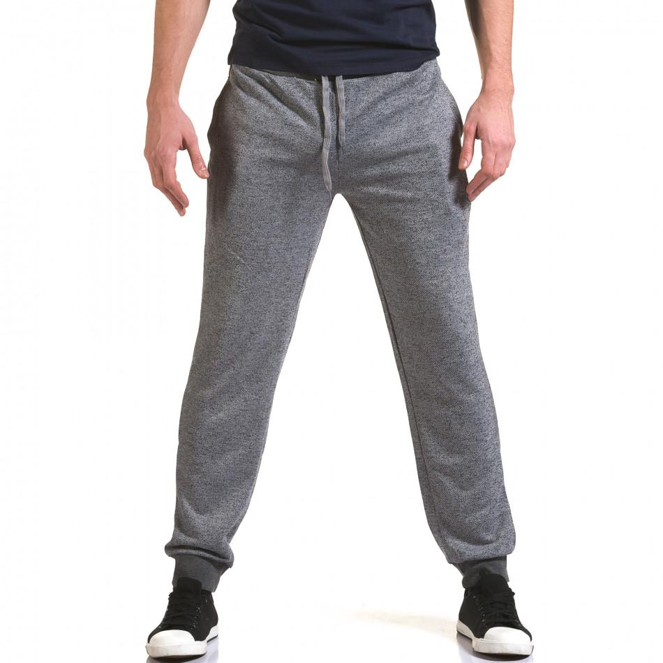 Pantaloni bărbați Eadae Wear gri it090216-51