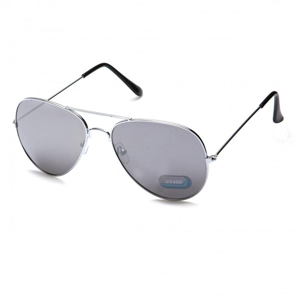 Ochelari de soare bărbați Bright gri it151015-5