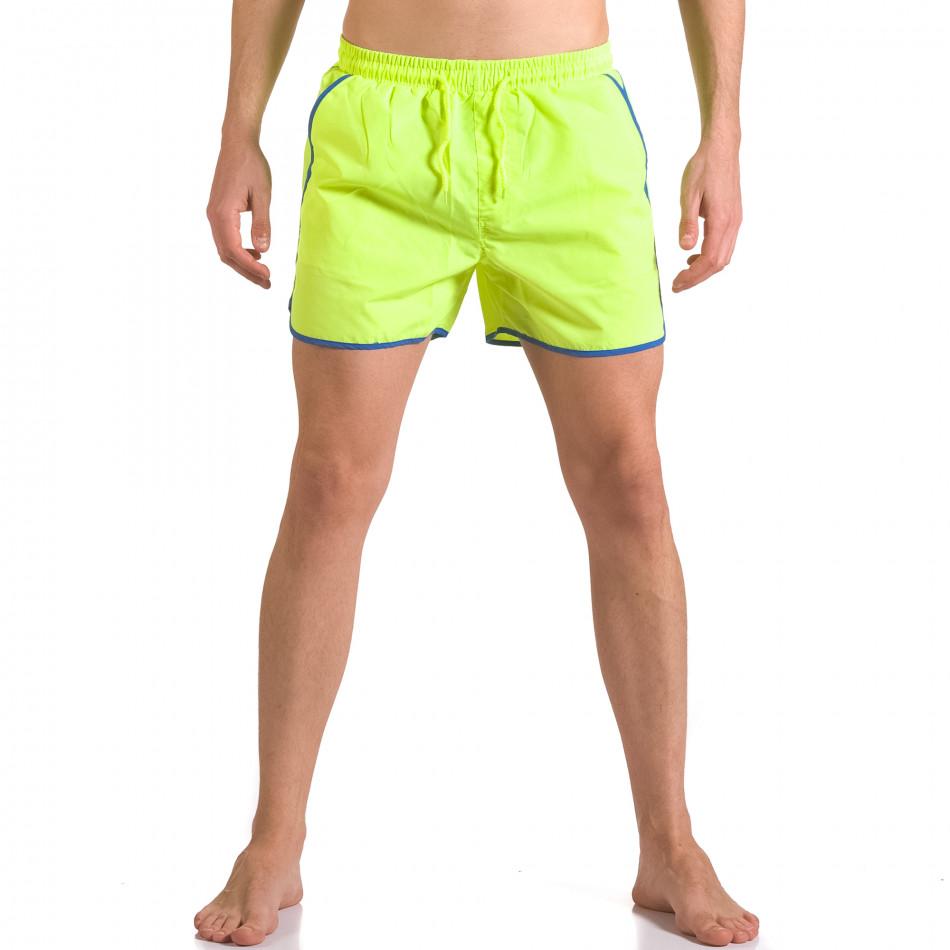 Costume de baie bărbați Parablu verde ca050416-12