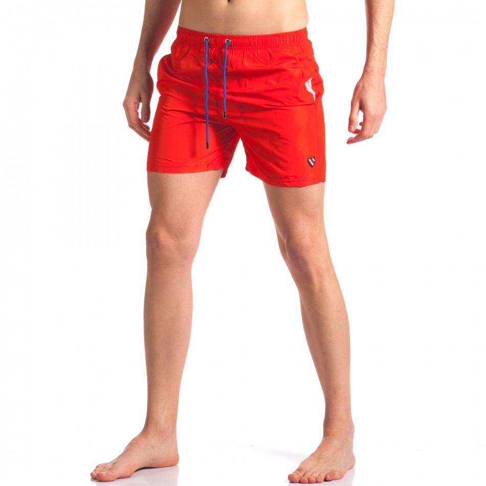 Costume de baie bărbați Graceful roșu tsf250416-68