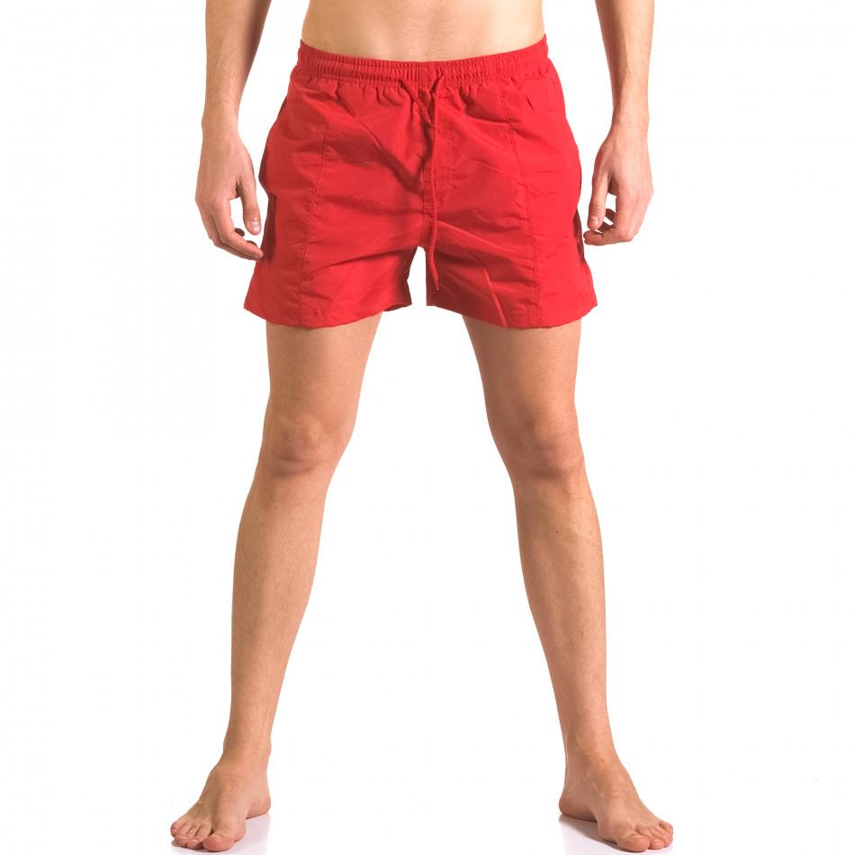 Costume de baie bărbați Parablu roșu ca050416-19