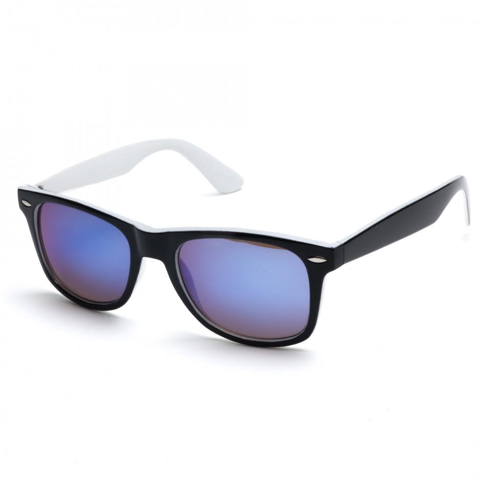 Ochelari de soare bărbați Bright albă it260416-4