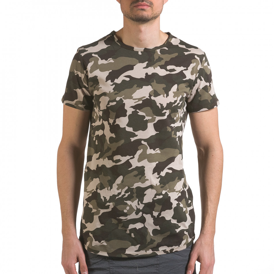 Tricou bărbați Black Fox camuflaj it110316-95