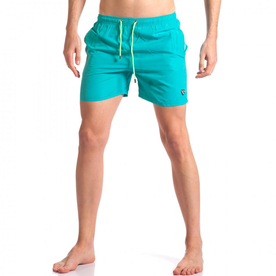 Costume de baie bărbați Graceful albastru tsf250416-69