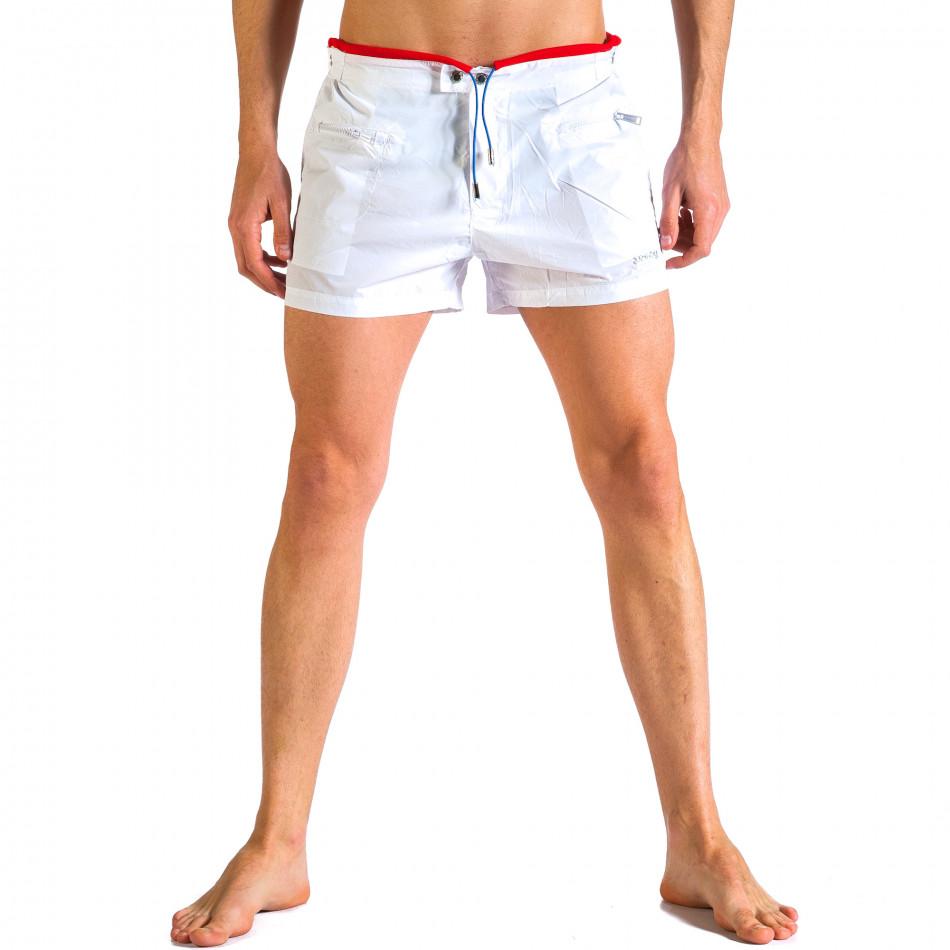Costume de baie bărbați Justboy alb it250416-61