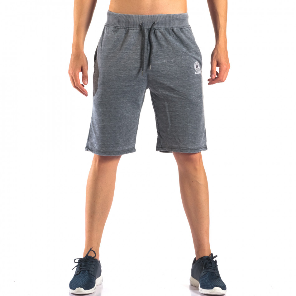 Pantaloni scurți bărbați Marshall gri it160616-1