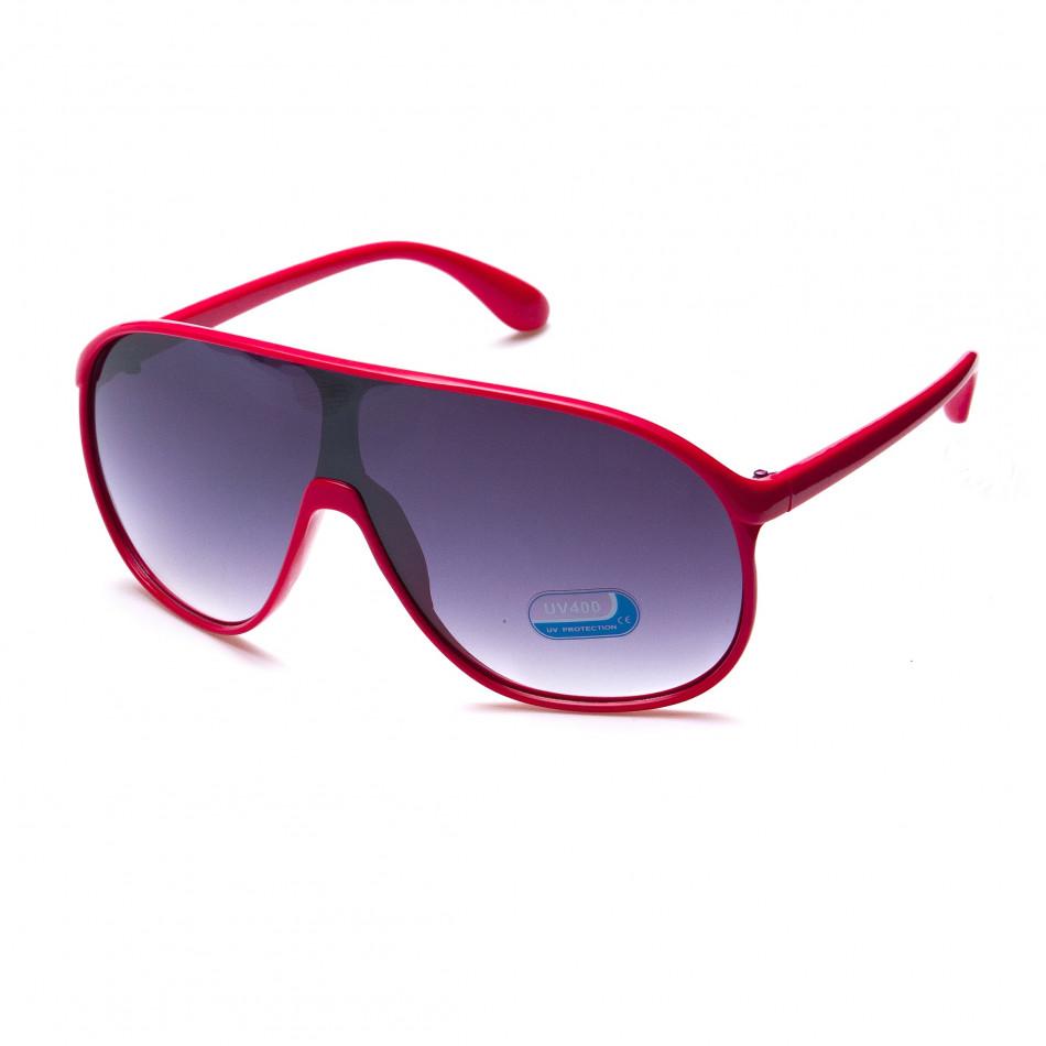 Ochelari de soare bărbați Bright roz it151015-15