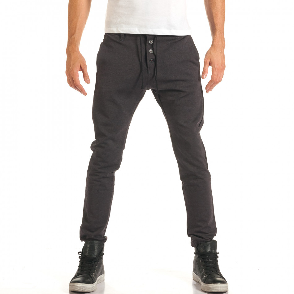 Pantaloni bărbați Jack Berry albaștri it191016-82
